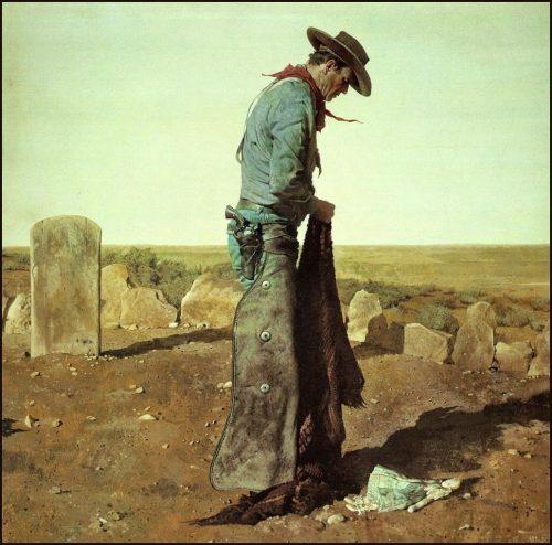 Sad Cowboy