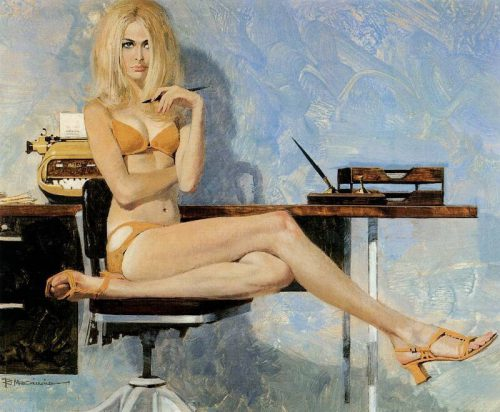 Bikini Desk