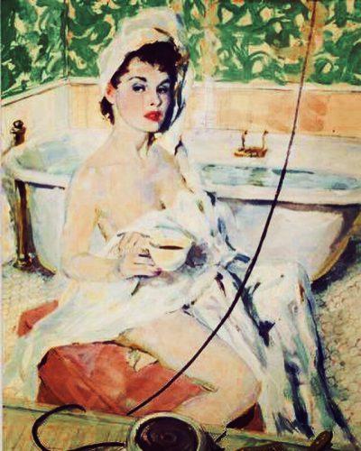 Tea By The Tub