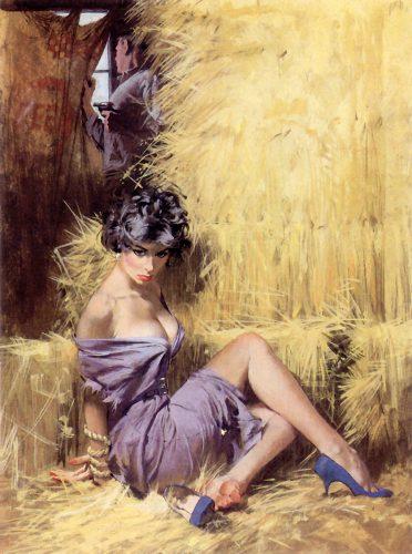 Haystack Captive
