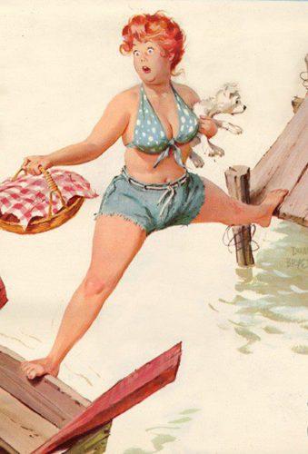 Hilda Canoe