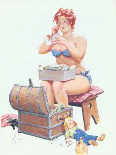 Hilda Nostalgia
