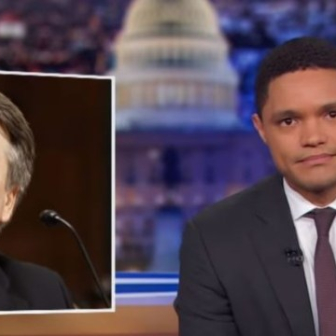 read More Sociopaths: Trevor Noah Recaps