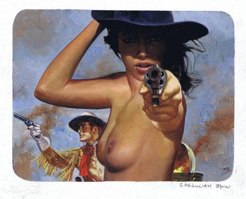 Boobie Gun