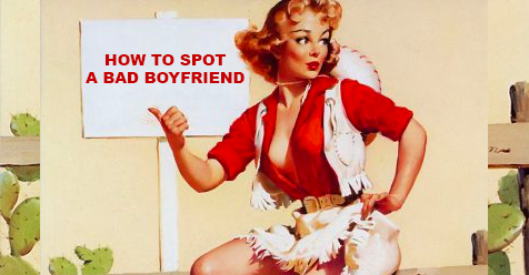 read Feminism In Action: How to Spot A Bad Boyfriend