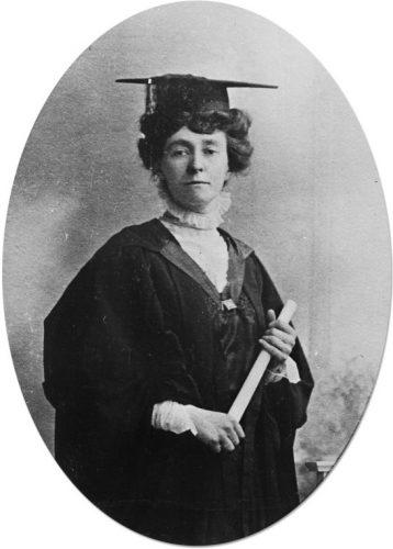 Emily Davison, 1908