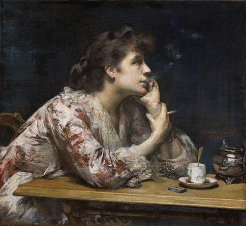 Cig And Tea