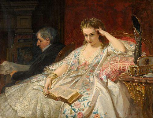Bored Reader
