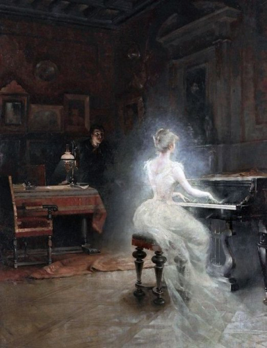 Spectral Pianist
