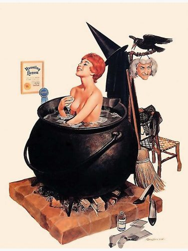 Witchy Bath
